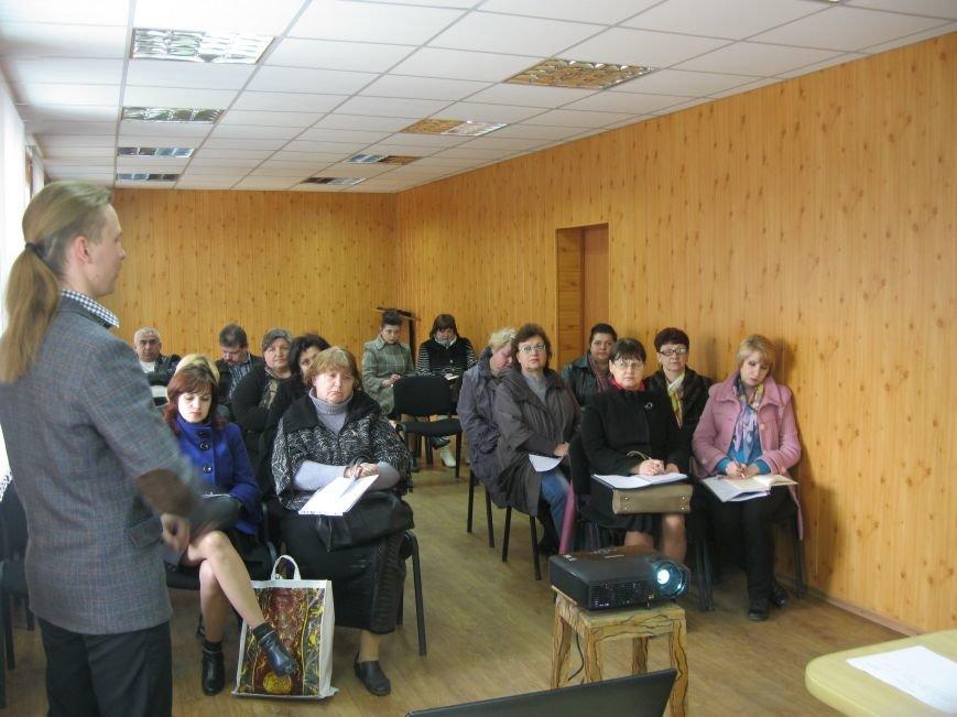 Презентация Конкурса мини-грантов «Город своими руками» в г. Белозерское, фото-3