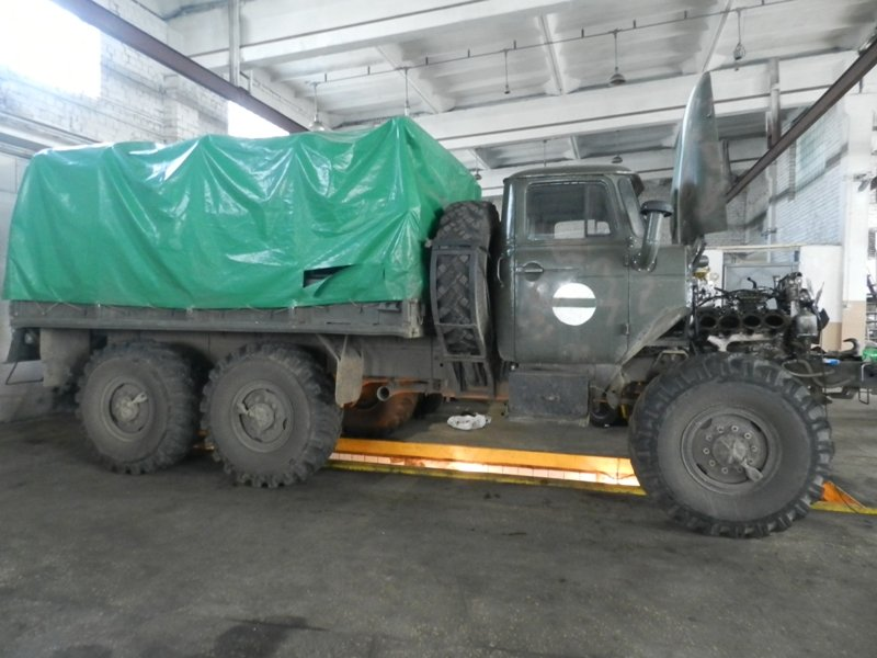 Херсонские спасатели помогают военным в ремонте техники из зоны АТО (фото) (фото) - фото 2