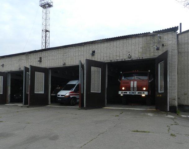 Херсонские спасатели помогают военным в ремонте техники из зоны АТО (фото) (фото) - фото 3