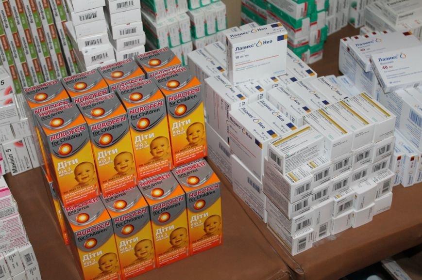 В Артемовске переселенцы смогут получить бесплатные медикаменты на лечение, фото-1