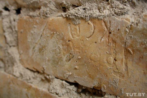 Фоторепортаж: в Старом замке снимают штукатурку и исследуют стены (фото) - фото 8
