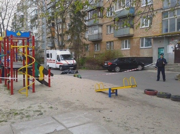 В Киеве убит известный журналист Олесь Бузина (фото) - фото 1