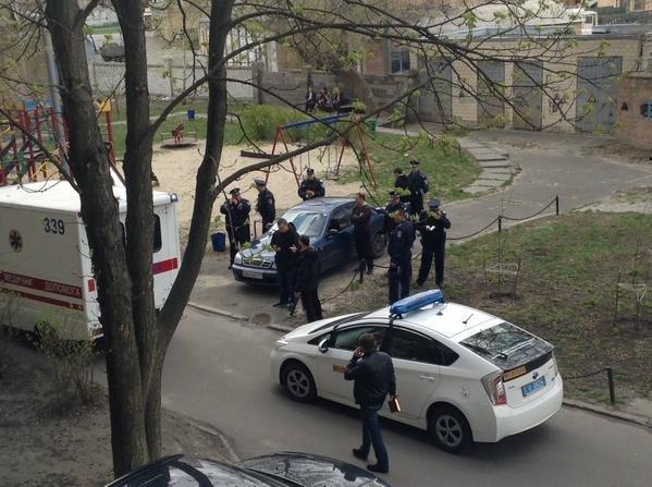 В Киеве убит известный журналист Олесь Бузина (фото) - фото 2