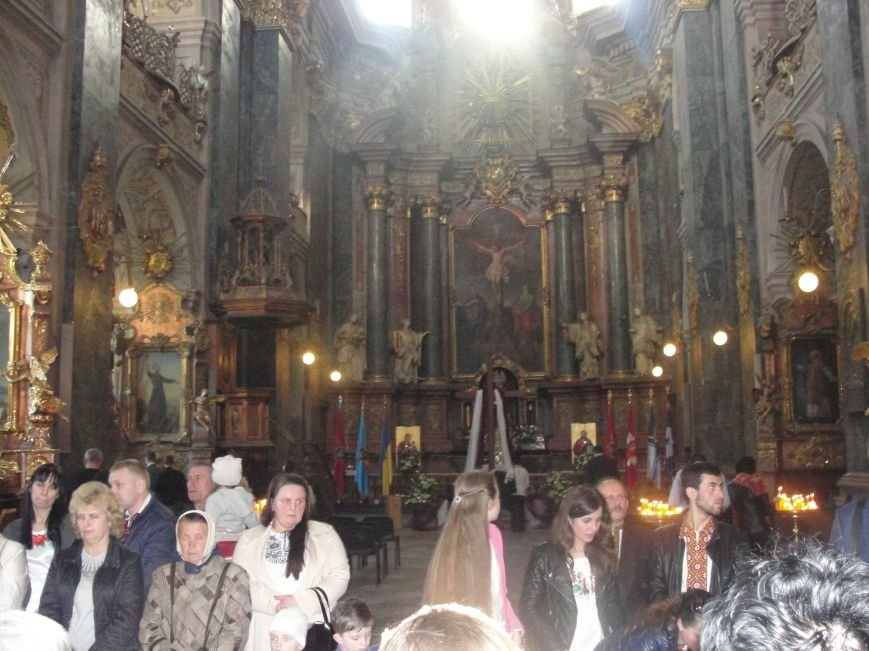 Дети мариупольских патриотов привезли из Львова паски (ФОТО) (фото) - фото 3