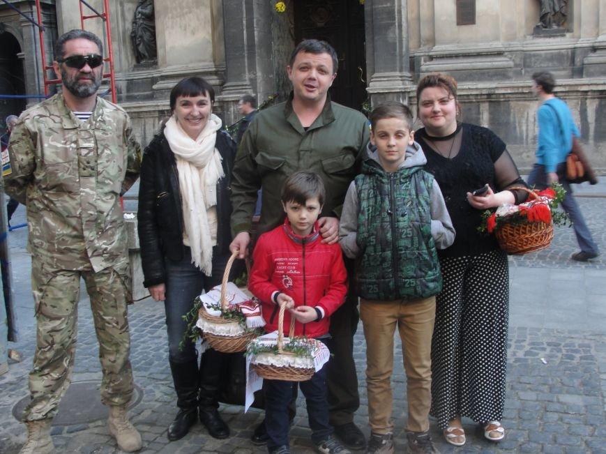 Дети мариупольских патриотов привезли из Львова паски (ФОТО) (фото) - фото 5