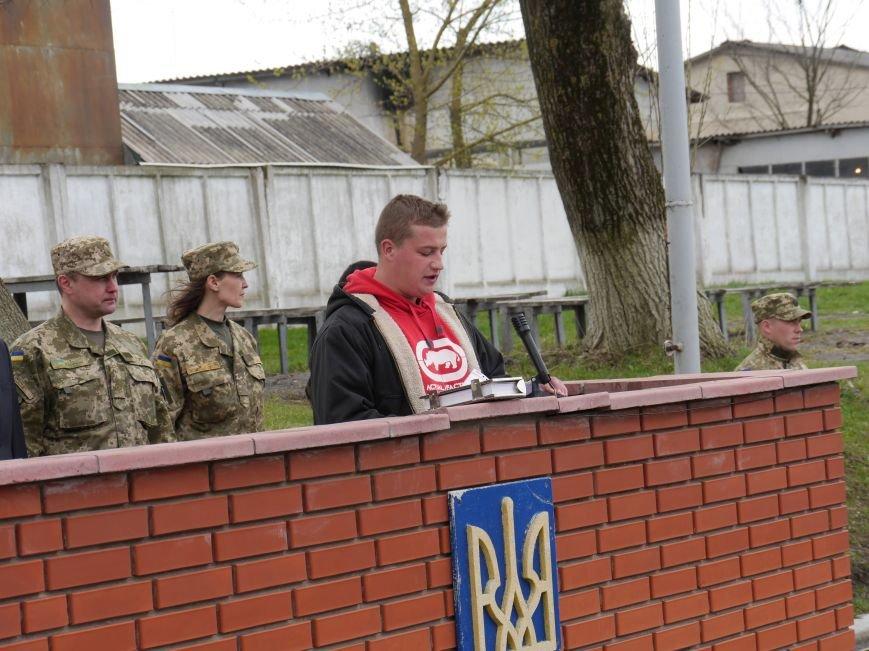 З Тернополя на строкову службу відправили понад півсотні призовників (фото) (фото) - фото 1