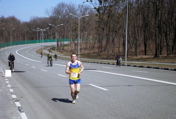 Артемовец взял «серебро» на Втором международном марафоне в Харькове, фото-2