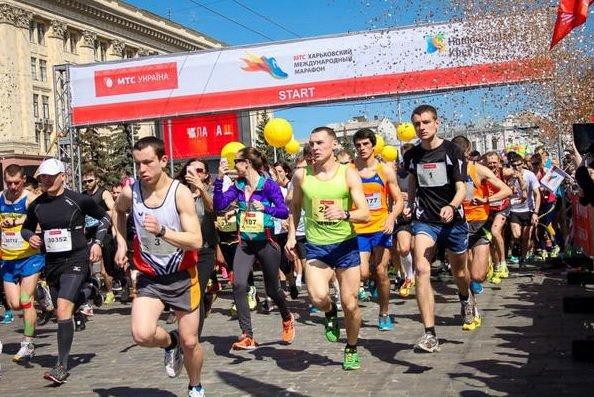 Артемовец взял «серебро» на Втором международном марафоне в Харькове, фото-1