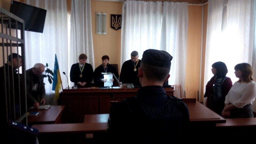 В Запорожье оглашен приговор по скандальному «делу Рохкина» (фото) - фото 1
