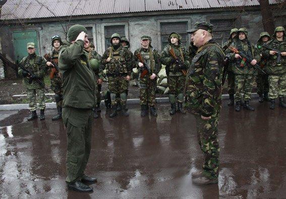 Руководство АТО отметил запорожских «скифивцев» (ФОТО) (фото) - фото 2