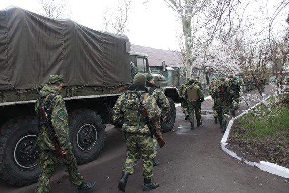 Руководство АТО отметил запорожских «скифивцев» (ФОТО) (фото) - фото 3