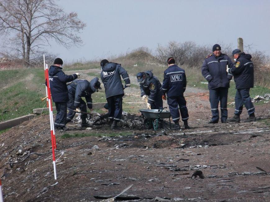 Международные эксперты прибыли на место крушения «Боинга» в Донецкой области (ФОТО) (фото) - фото 6