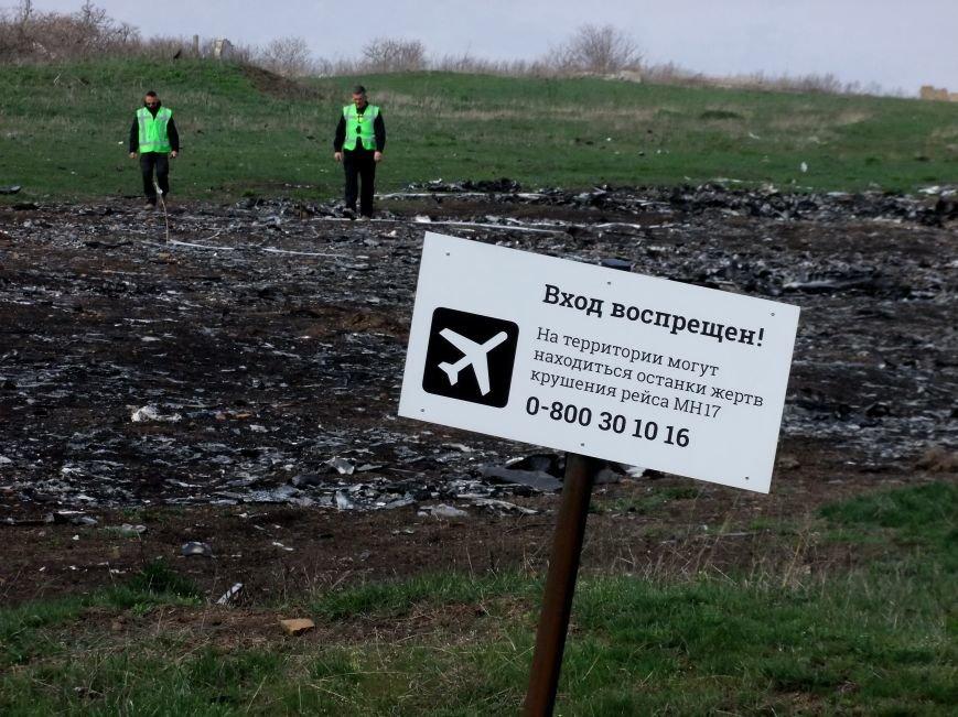 Международные эксперты прибыли на место крушения «Боинга» в Донецкой области (ФОТО) (фото) - фото 3