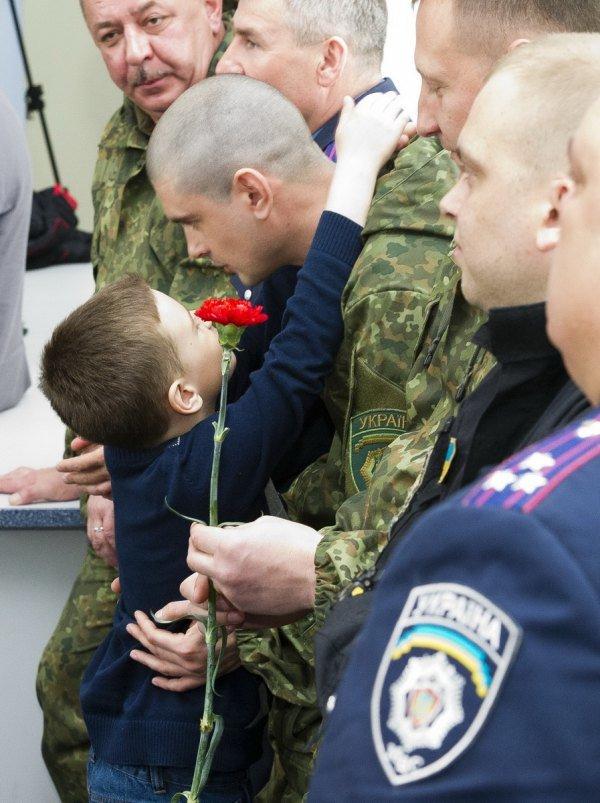 Батальон «Чернигов» отпраздновал первый день рождения, фото-5