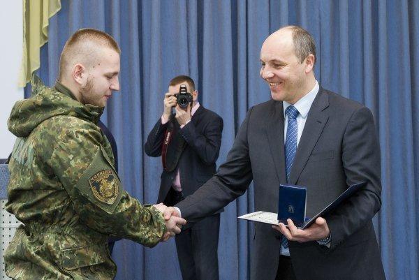 Батальон «Чернигов» отпраздновал первый день рождения, фото-2