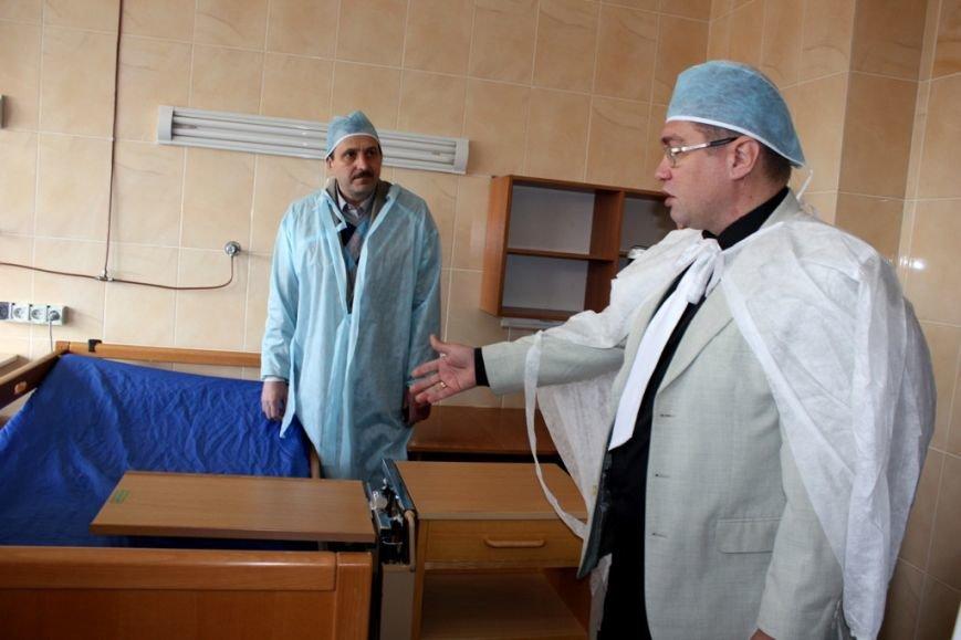 Европейские благотворительные фонды снабдили николаевскую БСМП кроватями (ФОТО) (фото) - фото 1