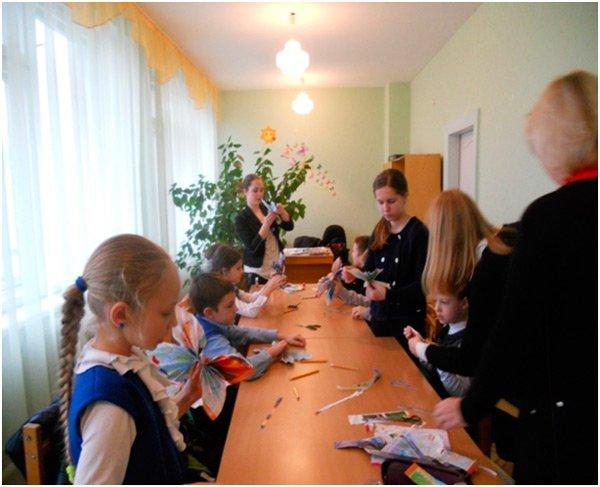 Как учащиеся днепродзержинского УВО-лицея НИТ помогают украинским бойцам (фото) - фото 3