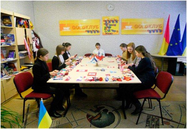 Как учащиеся днепродзержинского УВО-лицея НИТ помогают украинским бойцам (фото) - фото 2