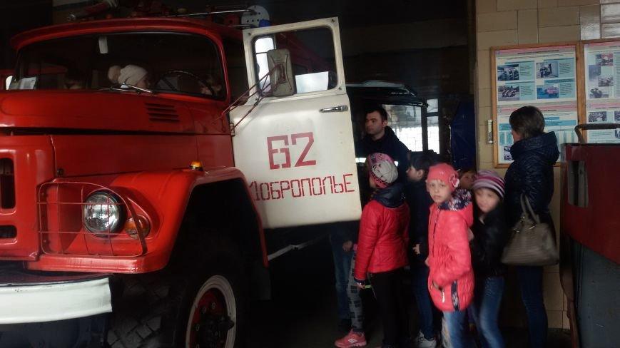 Будущие спасатели и пожарники Доброполья, фото-2