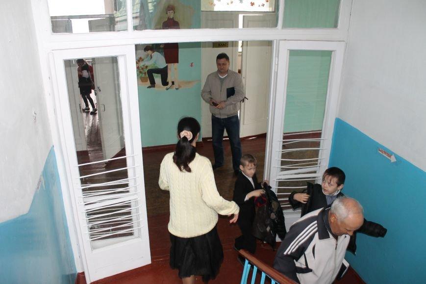 День гражданской защиты в Анновской ООШ I—III ст., фото-11