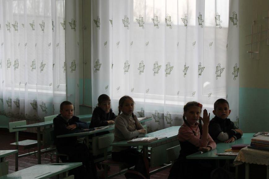 День гражданской защиты в Анновской ООШ I—III ст., фото-9