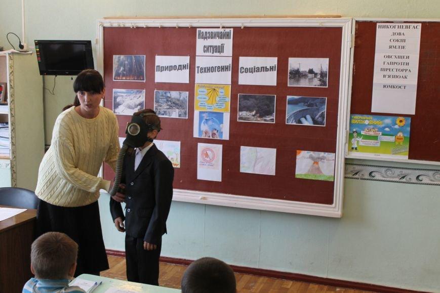 День гражданской защиты в Анновской ООШ I—III ст., фото-10