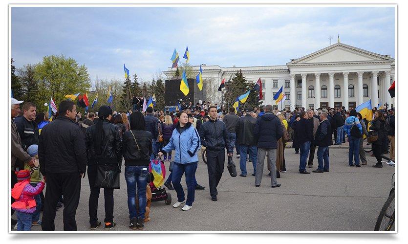 Как и кто валил Ленина в Крамоторске (фото) - фото 9