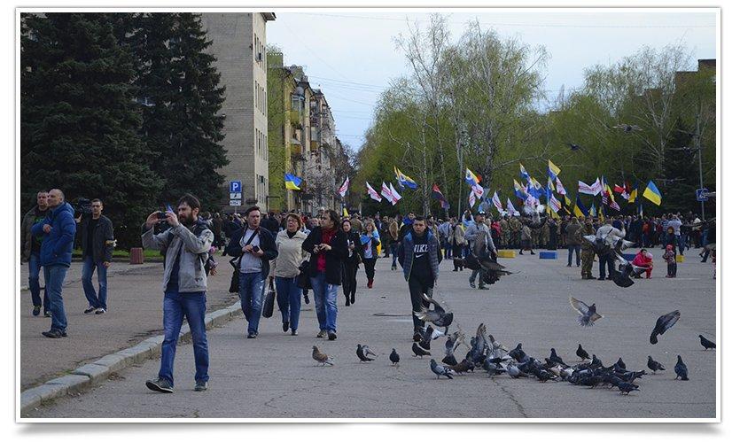 Как и кто валил Ленина в Крамоторске (фото) - фото 4