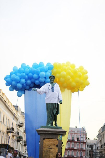 Наталья Мажарова – человек, меняющий Одессу: «Вышиванковый Фестиваль» был репетицией Майдана» (фото) - фото 11