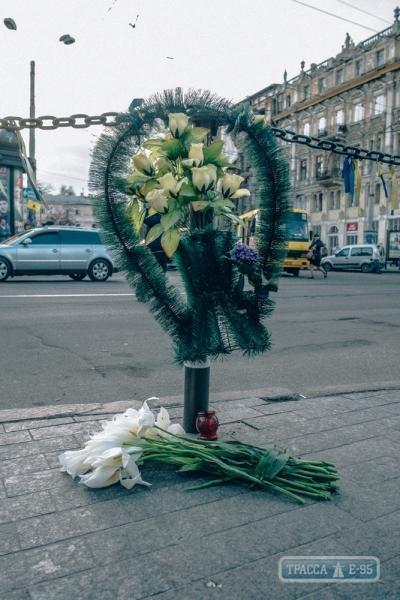 Какая цель масштабного митинга в центре Одессы? (+ фото) (фото) - фото 1