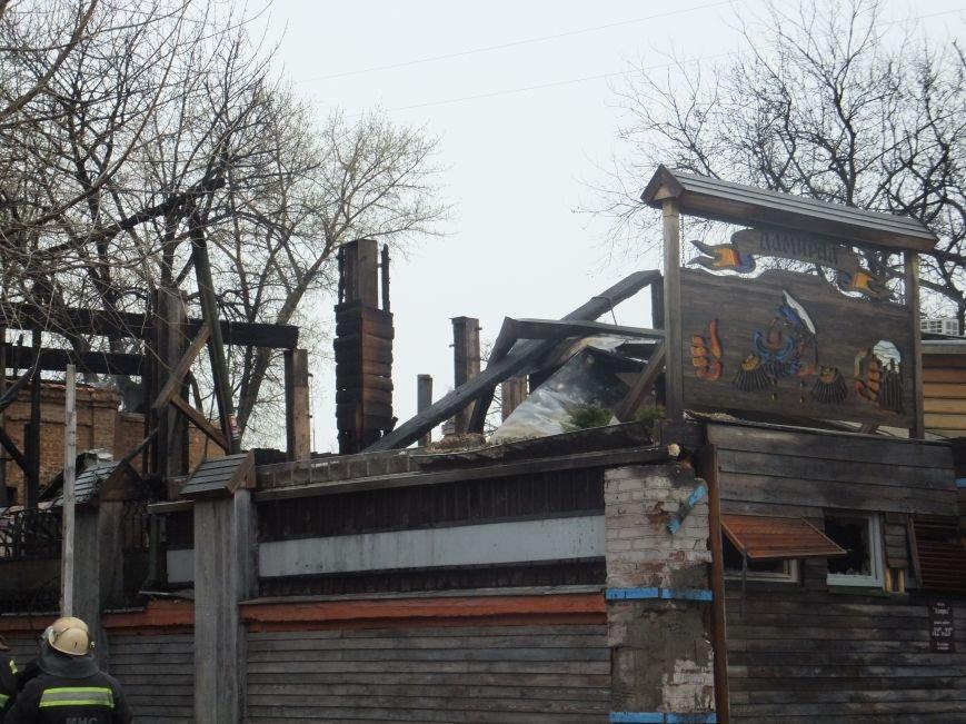 В Кировограде произошел большой пожар (фото) - фото 1