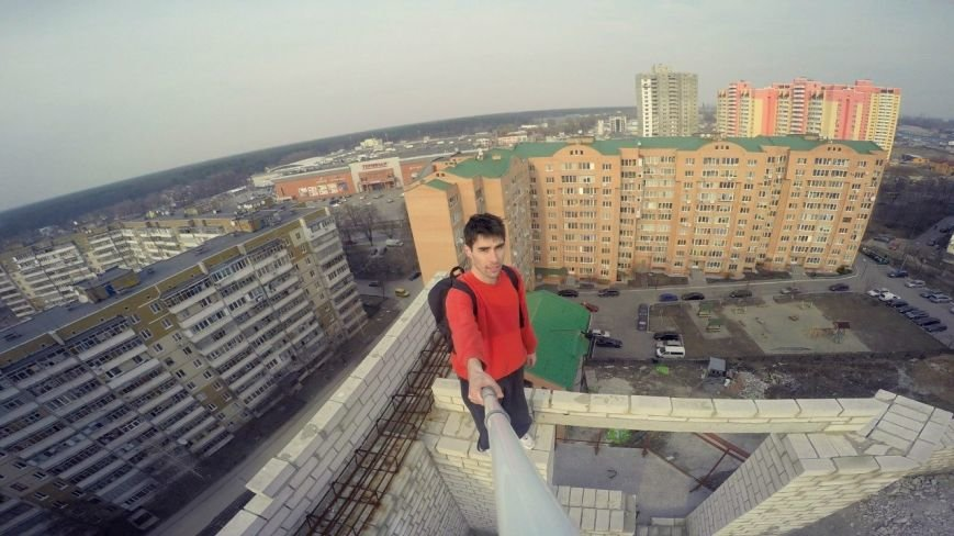 «Паркур - це життя», - Шаміль Мірзаханов (фото) - фото 1