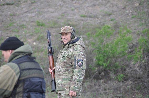 Николаевская милиция милиция «отстрелялась» на полигоне (ФОТО) (фото) - фото 2