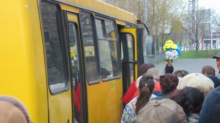 В Мариуполе снова крутили «транспортную карусель», по дороге на гладбище. Продолжение следует? (ФОТОФАКТ) (фото) - фото 3