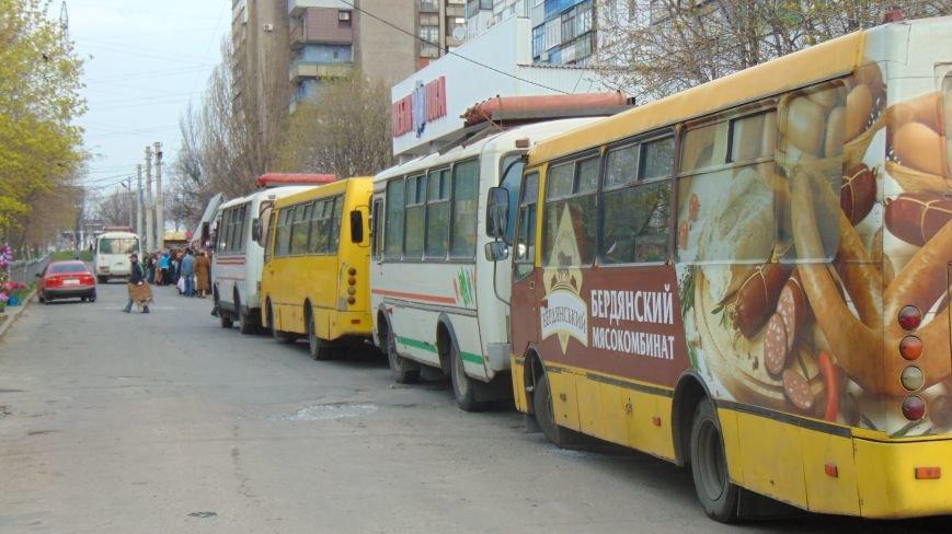 В Мариуполе снова крутили «транспортную карусель», по дороге на гладбище. Продолжение следует? (ФОТОФАКТ) (фото) - фото 5