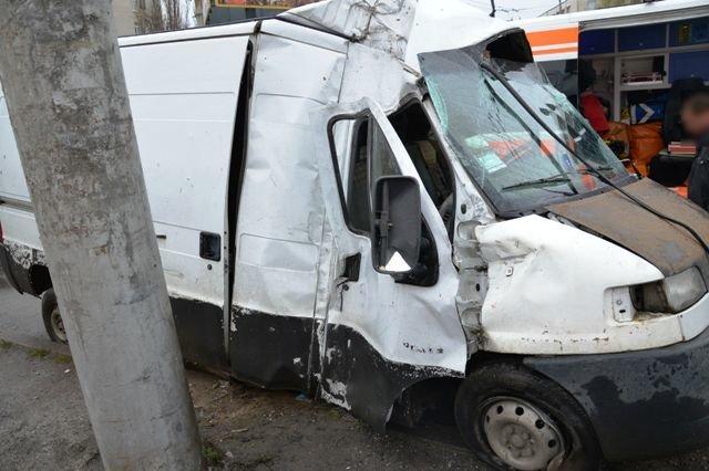 В Кировограде произошла авария, в которой погиб человек, фото-3