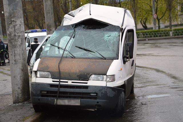 В Кировограде произошла авария, в которой погиб человек, фото-2
