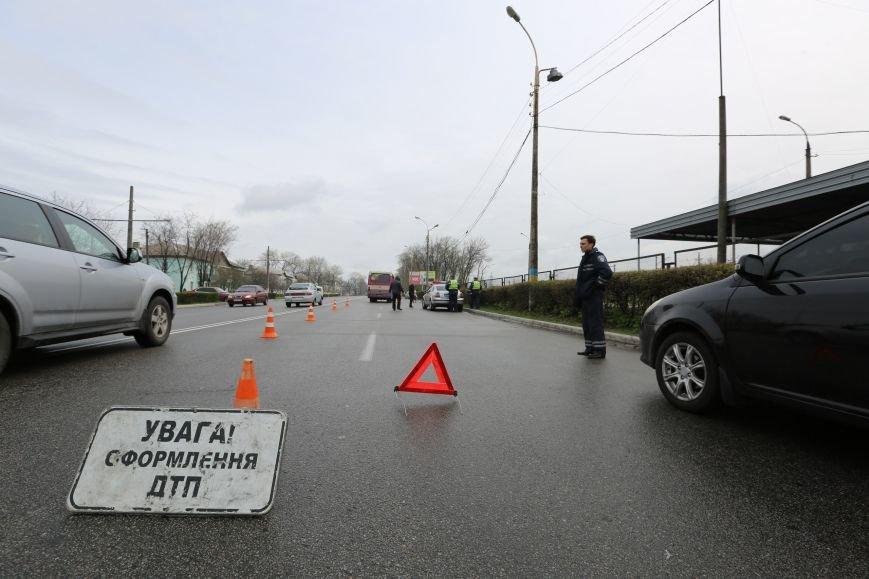 На проспекте Юбилейном в ДТП погиб пешеход (Дополнено) (фото) - фото 1
