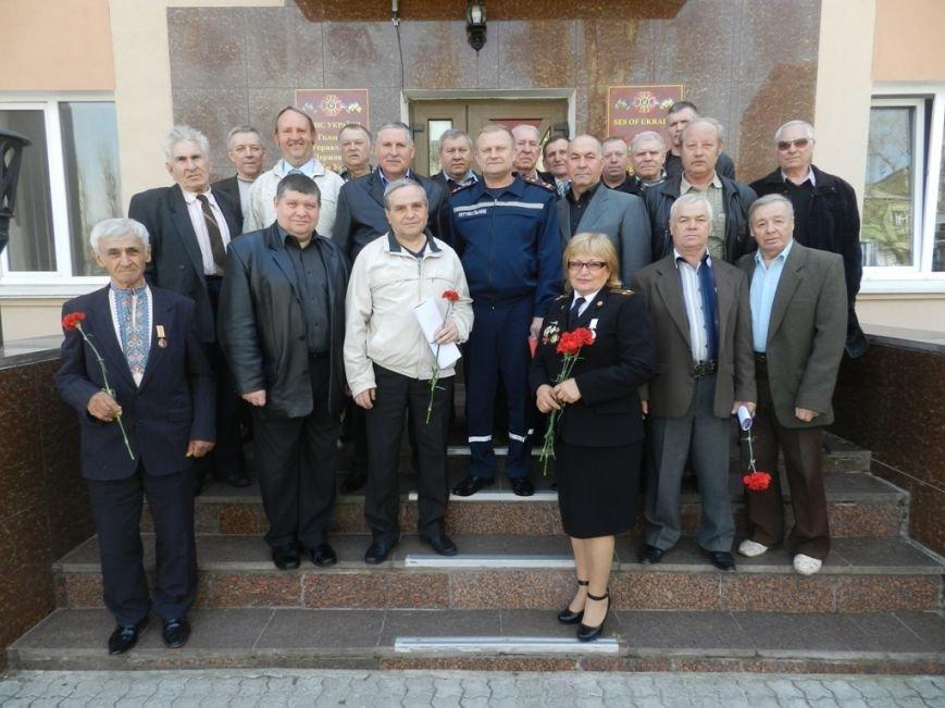 В ГУ ДСНС Херсонской области состоялись торжества по случаю Дня пожарной охраны (фото) - фото 3