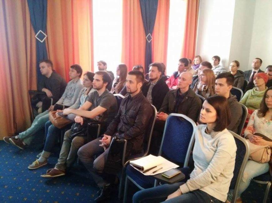 Аудиторія (фото Святослава Батова)