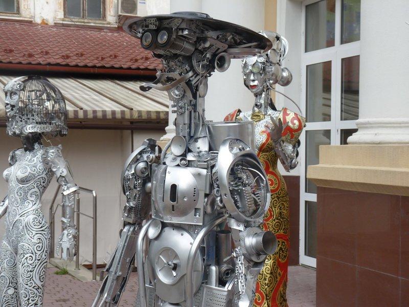 У Тернополі збирають металобрухт для нової скульптури, що прикрасить місто (фото) (фото) - фото 1