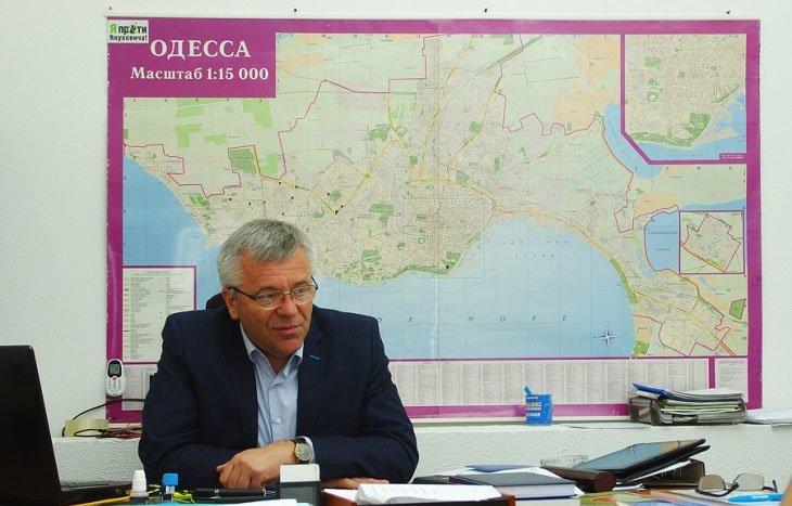 «Я «укроп», и этого не скрываю» – депутат Одесского горсовета Александр Остапенко (фото) - фото 1