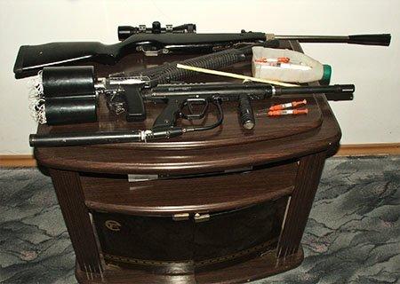 Пневматическое оружие и приспособления применяемые для отлова и отстрела бродячих животных