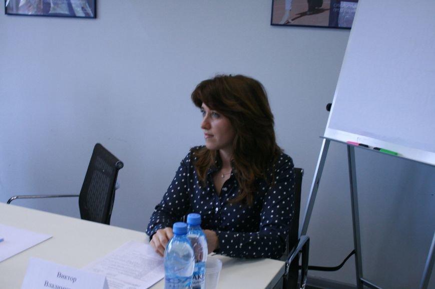 В Троицке прошла конференция на тему: «Программы развития и поддержки предпринимателей в ТиНАО» (ФОТО), фото-1