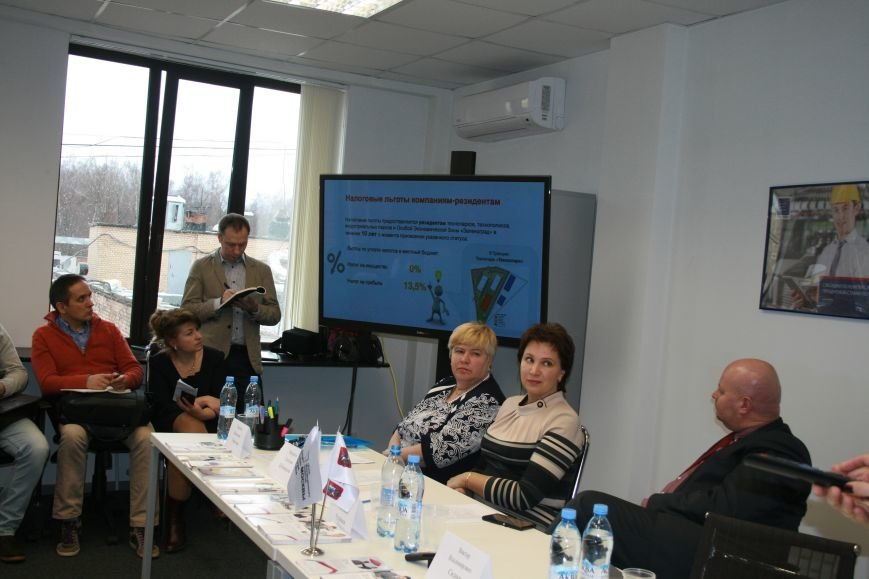 В Троицке прошла конференция на тему: «Программы развития и поддержки предпринимателей в ТиНАО» (ФОТО), фото-11