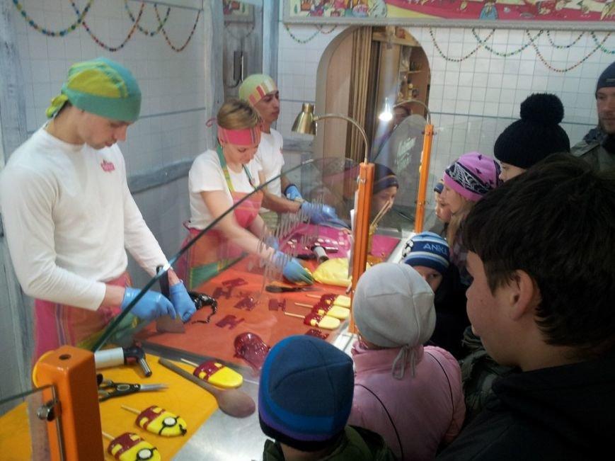 Переселенцы провели пасхальные каникулы на Западной Украине, фото-3
