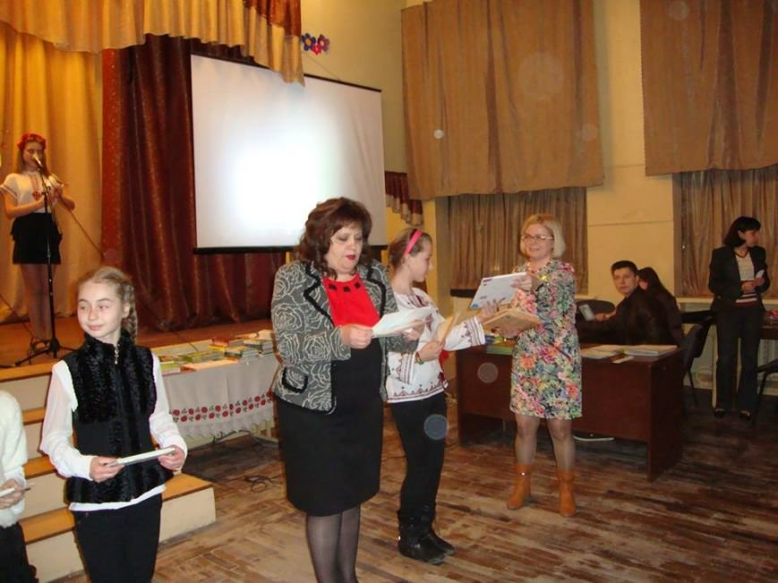 В Краматорске подвели итоги конкурса «Зимние чтения -2015», фото-1