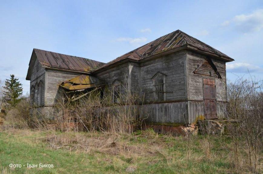 Уникальную церковь в Черниговской области хотят спасти, фото-2