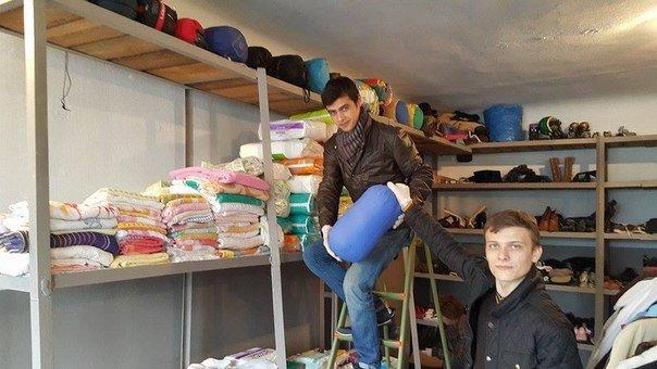 Николаевские студенты собрали гуманитарку для военных и переселенцев (ФОТО) (фото) - фото 2