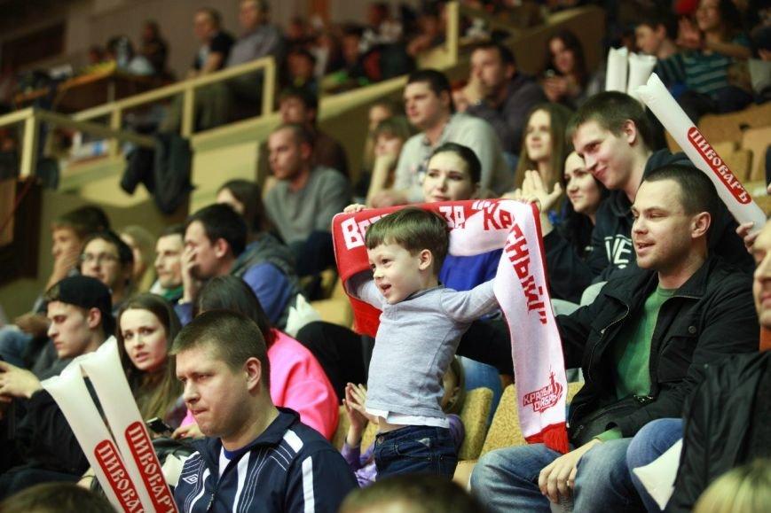Волгоградский БК «Красный октябрь» уступил краснодарскому «Локомотиву» (фото) - фото 1